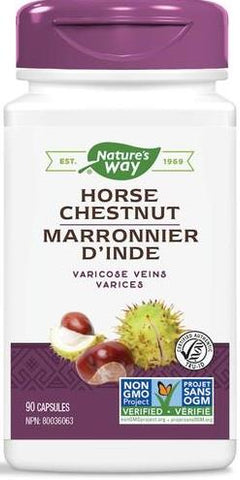 Nature's Way Horse Chestnut 90 Capsules