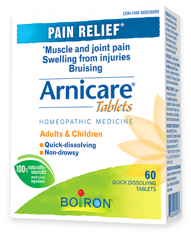 Boiron Arnicare 60 Quick Dissolve Tablets