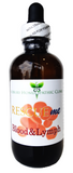 Sudbury Homeopathic Clinic Rescue Me Blood & Lymph 120ML
