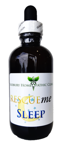 Sudbury Homeopathic Clinic Rescue Me Sleep 120ML