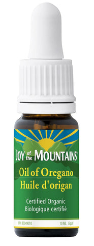 Joy Of The Mountains Oil of Oregano 10ML