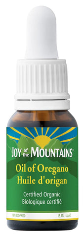 Joy of the Mountains Oil of Oregano 15ML