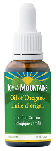 Joy of the Mountains Oil of Oregano 30ML