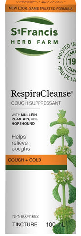 St. Francis Respiracleanse 100ML