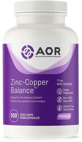 AOR Zinc-Copper 100 V Cap