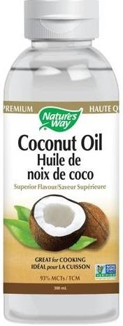 Nature's Way Coconut Oil MCT 93% 300ML