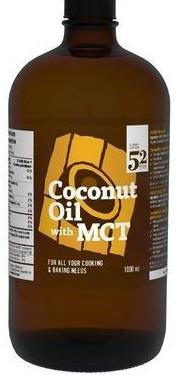 St. Francis Coconut & MCT Oil 1000ML
