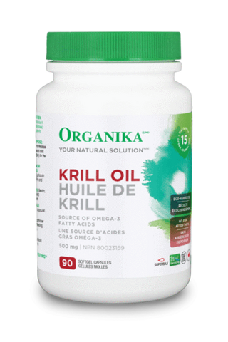 Organika Krill 90 Softgel