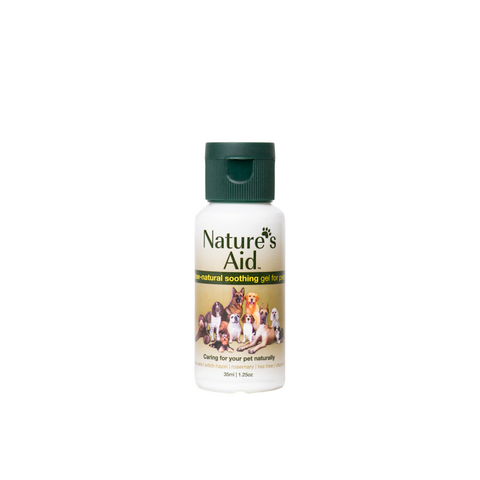 Nature's Aid Pet Gel 35ML