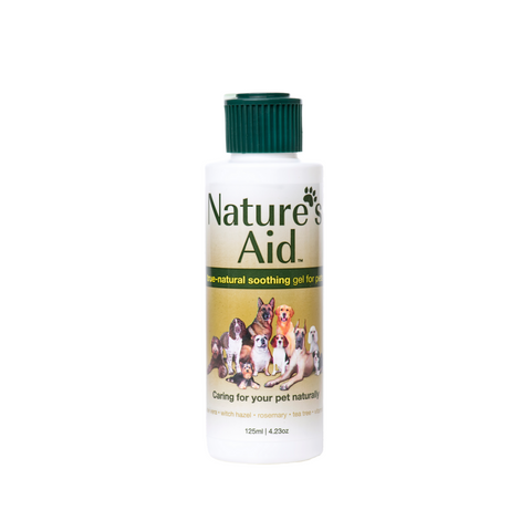 Nature's Aid Pet Gel 125ML