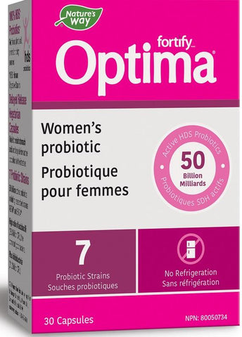 Nature's Way Optima Womens 50B 30 Capsules