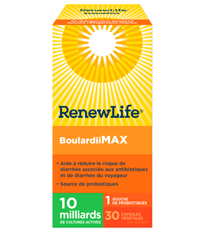 Renew Life Boulardii Max 10Billion 30 V-Cap