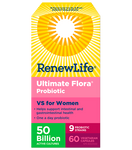 Renew Life Ultimate Flora VS (Vaginal Support) 50Billion 60 V-Cap