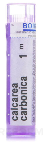 Boiron Calcarea Carbonica 1M Tube (80 Pellets)