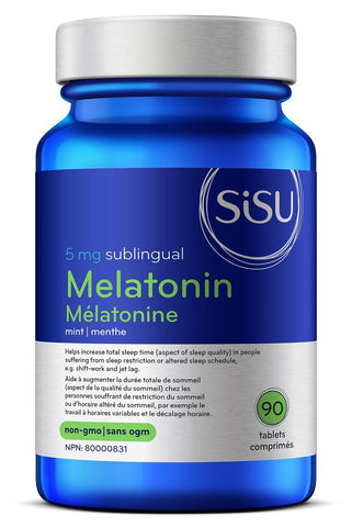 SISU Melatonin 5mg 90 Tablets