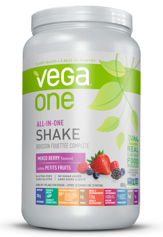 Vega One All-In-One Mixed Berry Shake 850G