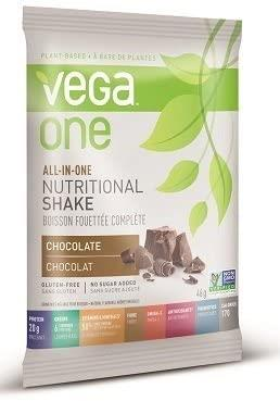 Vega One All-In- One Chocolate Packet 46G