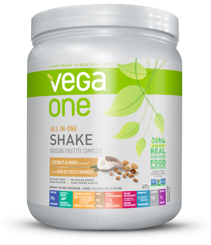 Vega One All-In-One Coconut Almond Shake 417G