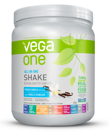 Vega All-In-One French Vanilla Shake 414G