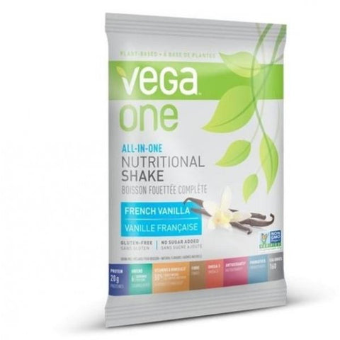 Vega One All-In-One French Vanilla Packet 41G
