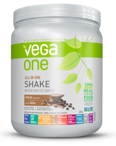 Vega One All-In-One Mocha Shake 418G