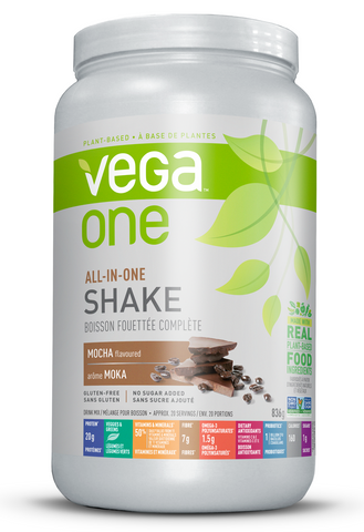 Vega One All-In-One Mocha Shake 836G