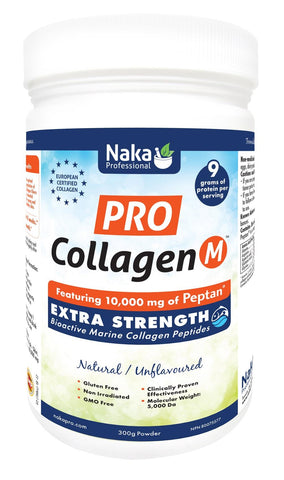 Naka Pro Collagen Marine 10G 300G Powder
