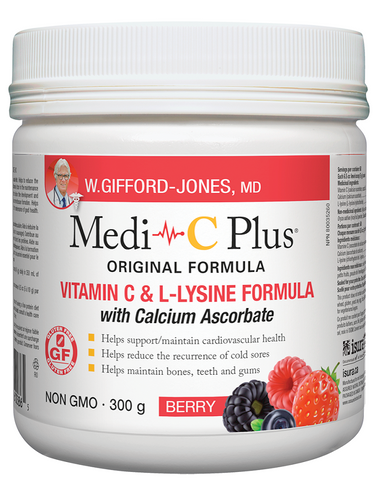 W.Gifford Jones Medi-C Plus Berry 300G