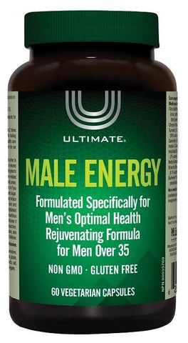 Brad King Male Energy 60 V Cap