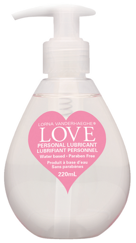 Lorna Vanderhaeghe Love Lube 220ML