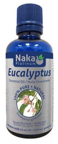 Naka Eucalyptus Oil 50ML