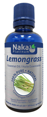 Naka Lemongrass Oil 50ML