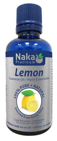 Naka Lemon Oil 50ML
