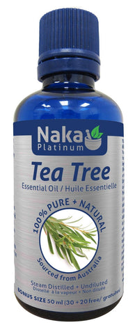 Naka Tea Tree Oil 50ML