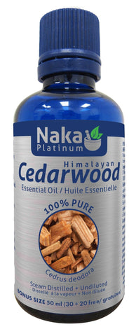 Naka Cedarwood Oil 50ML