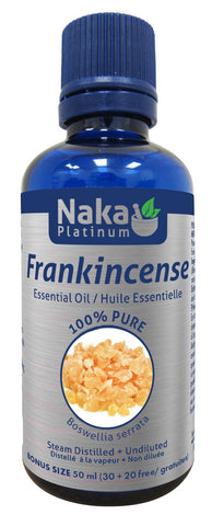 Naka Frankincense Oil 50ML