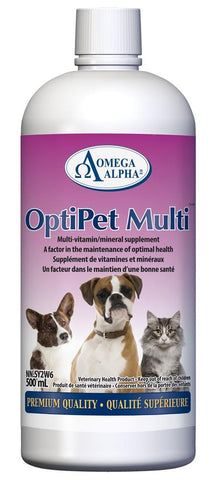 Omega Alpha Optipet Multi 500ML