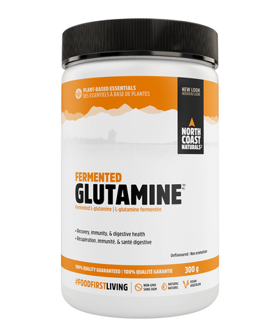North Coast Naturals Fermented L-Glutamine Unflavored 300G