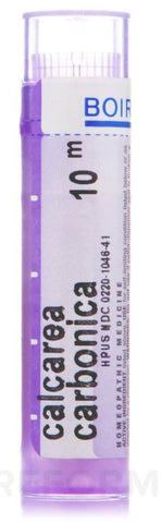 Boiron Calcarea Carbonica 10M Tube (80 Pellets)