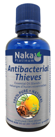 Naka Antibacterial Theives Oil 50ML