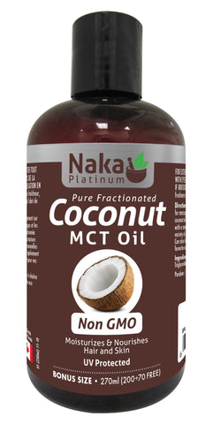 Naka Coconut Oil 270ML