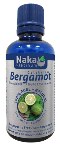 Naka Bergamont Oil 50ML