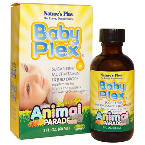 Nature's Plus Baby Plex Multi 60ML