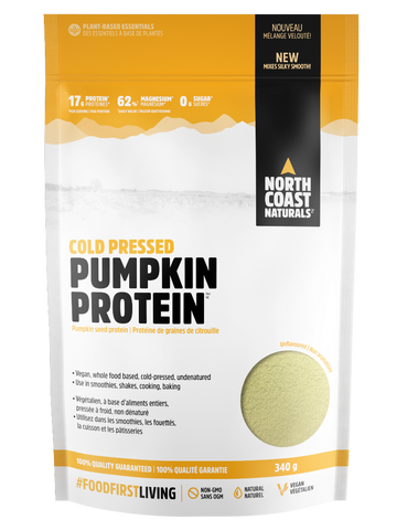 North Coast Naturals Pumpkin Protein Unflavored 340G