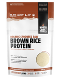 North Coast Naturals Organic Sprouted Brown Rice Protein 340G