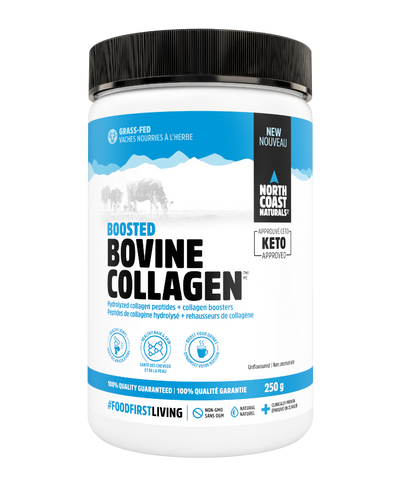 North Coast Naturals Boosted Bovine Collagen 240G