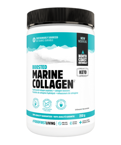 North Coast Naturals Boosted Marine Collagen 250G