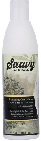 Saavy Naturals Yuzu & Meyer Lemon Conditioner 236ML