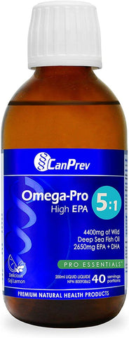 Can Prev Omega Pro 5:1 High EPA 200ML