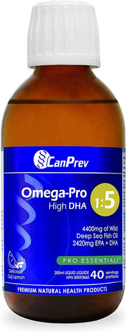 Can Prev Omega 3 1:5 High DHA 200ML
